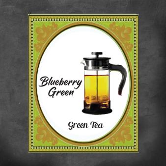Blueberry Green
