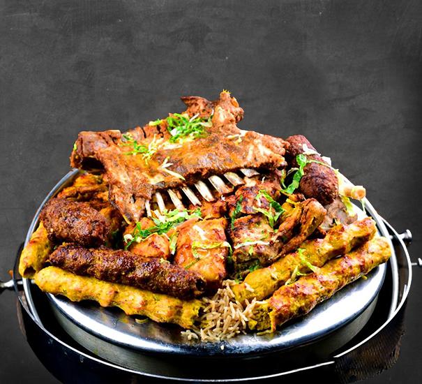 Khorak ( Platter)