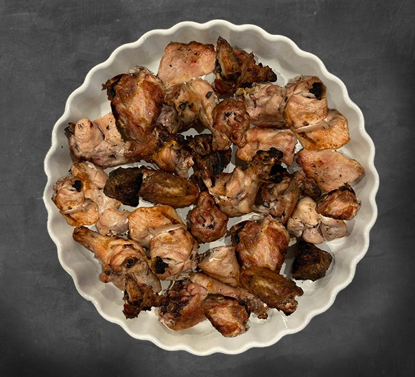 Namkeen Kabab Chicken