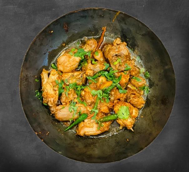 Namkeen Karahi Chicken